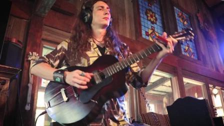 吉他奇才Justin Johnson 新曲演奏, 浓浓的布鲁斯味道