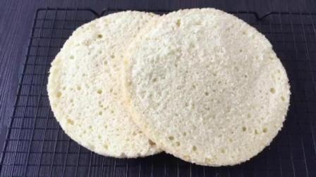 戚风蛋糕翻拌手法 蛋糕烘焙培训 如何制作提拉米苏