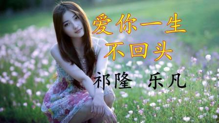 祁隆 乐凡-《爱你一生不回头》, 经典网络情歌对唱