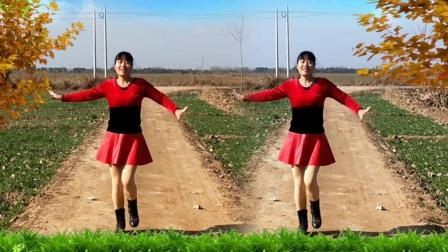 河北青青广场舞《傻女人》
