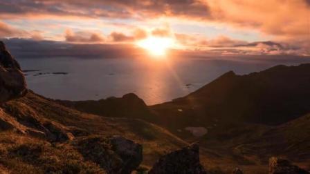 世界旅游美景, 挪威的四季变换