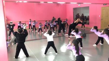 儿童舞蹈练习《金色太阳》亲子舞蹈视频