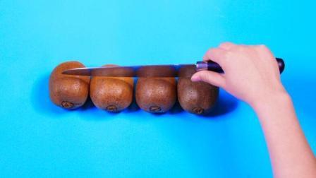 猕猴桃的3种吃法, 你最经常用的是哪一种呢