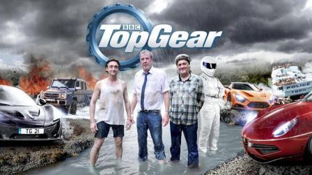 年薪过亿! top gear三个主持人驾驶技术到底什么水平?