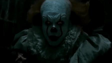 """5分钟解说恐怖电影《小丑回魂》, 这个电影告诉你""""熊孩子""""不好惹啊!"""