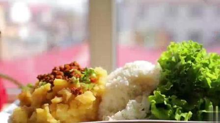 白菜变生菜, 二米饭换成白米饭, 哈尔滨的乾隆饭包, 38元得预定