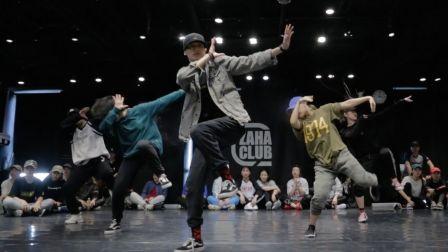 这!就是街舞 第一季 嘉禾舞社 国贸店 波波老师 编舞《Lose Control》