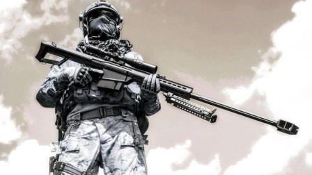 两名狙击手的巅峰对决! 一千多米外可以调整30次子弹方向!