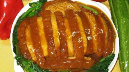 东坡肉, 扣肉, 炖五花肉, 五花肉最经典的吃法, 最正宗的做法是这样的。