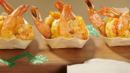 意大利风味香辣卡拉布里亚辣椒虾, 香辣可口鲜美诱人