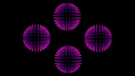 全息视频神奇色彩4D