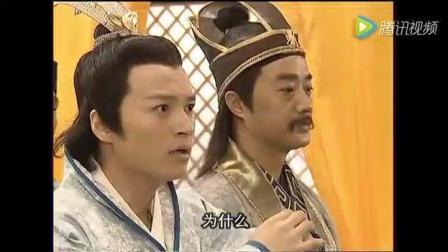 唐高祖李渊在众多大臣面前直接呵斥唐太宗李世明不如宇文成都!