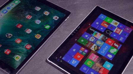 20000块的微软平板, 对比6000块的iPad, 看完我心都碎了!
