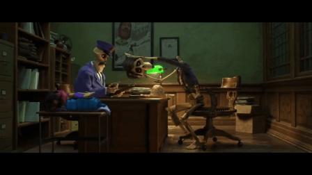 《可可》2017年新片, 迪士尼皮克斯最新动画片, 萌萌一家子!