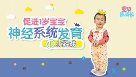 锻炼宝宝神经系统的早教游戏