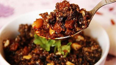 牛肉酱还在买着吃? 厨师长分享自家祖传香辣牛肉酱, 肉粒多爆好吃!