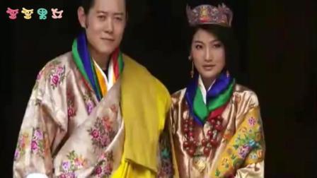 不丹王子向7岁小女孩求婚, 看似荒唐, 后来的事让女生都哭了