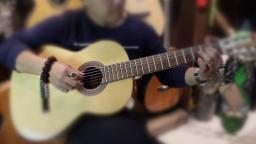 《月光》吉他曲演示