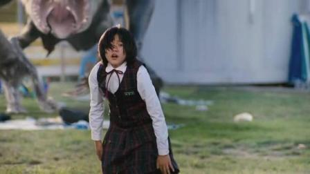 细嗅牡丹: 一部韩国异形惊悚电影《汉江怪物》, 全片彩色字幕!