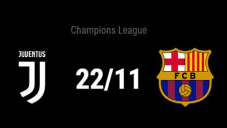 『欧冠小组第5比赛日 - 尤文图斯vs巴塞罗那』全场比赛录像 171123402