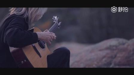 三个国外吉他高手在清晨的大自然中指弹世界名曲《绿袖子》, 纯净的琴声直抵心灵!