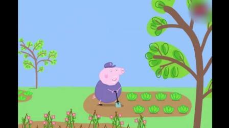 动画: 猪爸爸今天休息, 给佩奇和乔治做好吃的