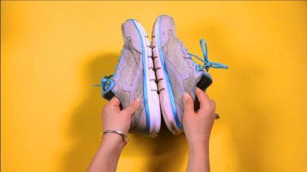 鞋子的白边脏了刷不干净怎么办? 用这个办法试试效果最好