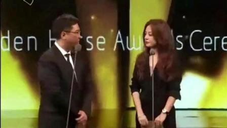 《金马奖颁奖典礼》赵薇最大改变是变胖了, 当导演对身材要求不高