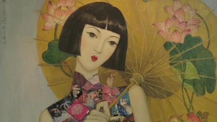 美女设计师独创老上海知性设计, 每款包包亲自手