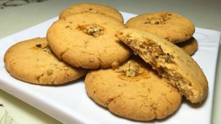 教你这样做饼干, 学会这个再也不用买着吃了, 做法简单容易学