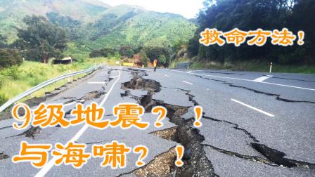 新西兰将遭遇9级地震和海啸,逃生只有7分钟!