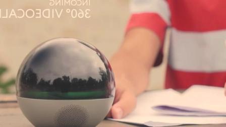 大叔为圆女儿梦想, 发明魔法水晶球, 千里之外也可以看到家中的事