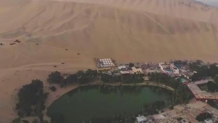 你知道为什么缺水的沙漠里会有绿洲吗? 看完就知道, 真服了!