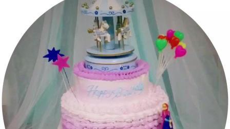 刘清西点培训学校日常, 创意蛋糕制作, 是如何做出来的?