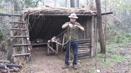 一种传统有效的狩猎陷阱, 平原地区使用的较多