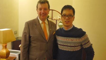 王老板微访谈: 北京瑞吉酒店总经理