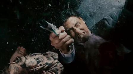 《怒火攻心2》唐人街黑帮威胁顶级杀手, 车内被全歼!