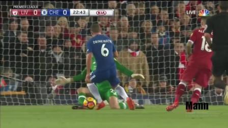 英超联赛 利物浦对阵切尔西 精彩集锦25-11-2017