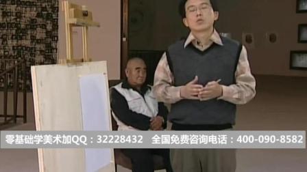 深圳美术培训几何体_漫画人物素描入门手绘油画