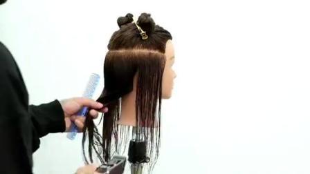 大师剪一个2018最流行的发型
