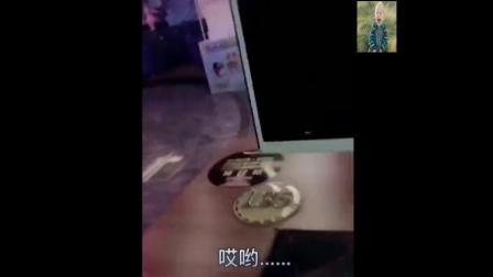 恶搞重庆漂亮女网管, 这下真的动手了