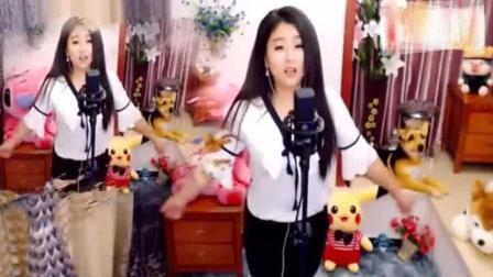 网红美女主播菲儿翻唱经典老歌《恋曲1990》, 真