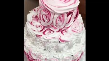 30款简单又好做的生日蛋糕制作演示