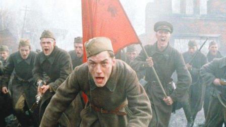 战争有多残酷? 新兵蛋子被派上战场, 遭遇敌人炮火攻击直接送死!