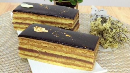经典法式蛋糕: 歌剧院, 奏响你味觉的华丽乐章