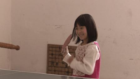 日本萝莉和中国大爷练乒乓球 又一个福原爱诞生了吗? 47