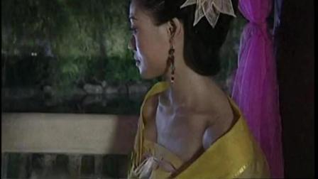 《隋唐英雄传》杨广色胆包天非礼皇妹, 失手掐死琼花公主
