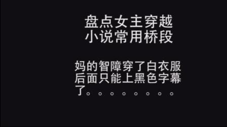 盘(吐)点(槽)女主穿越小说经典桥段_搞笑_