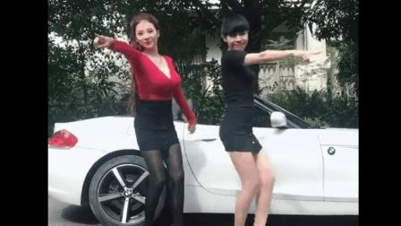 网红女神跳舞, 网友: 文明观球
