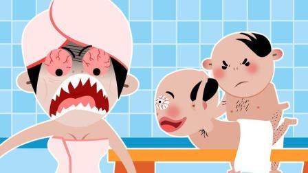 飞碟说 第二季:一起打野不如一起泡大澡 澡堂到底有啥好 171201